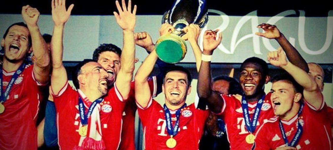 бавария челси суперкубок 2013 трансляция