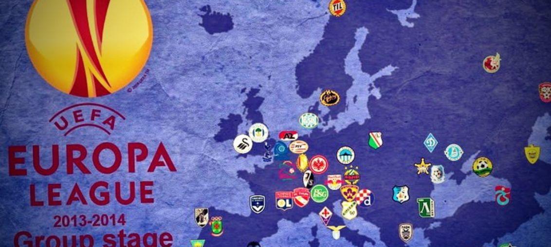 лига европы 2013-2014 результаты матчей 4 тура