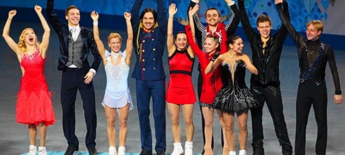 олимпиада сочи 2014 фигурное катание