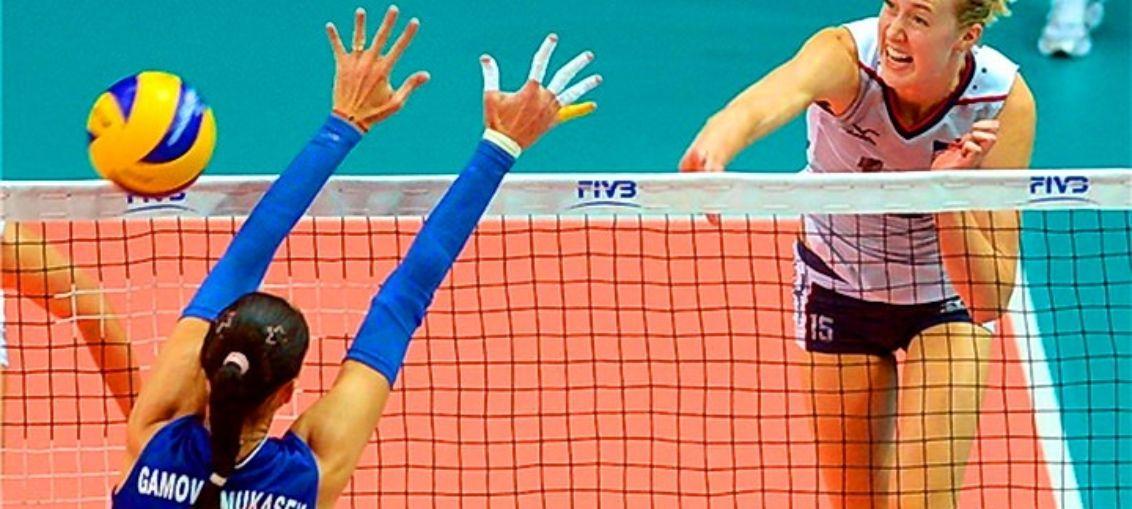 волейбол чемпионат мира 2014