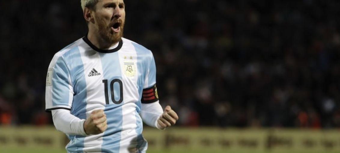 Месси может пропустить несколько матчей за сборную Аргентины
