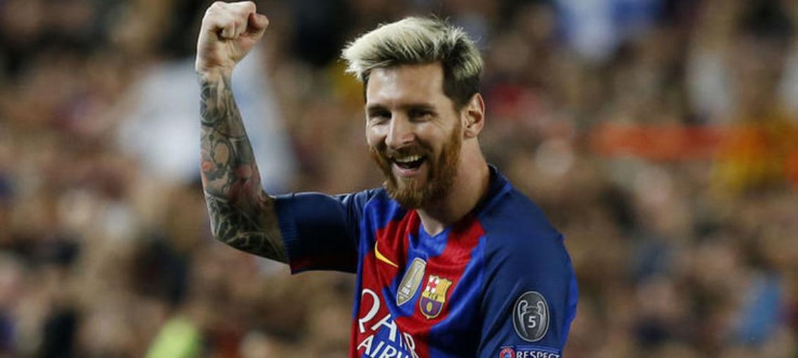 СМИ: Месси останется в Барселоне ещё на пять лет