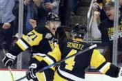 Малкин помог «Питтсбургу» обыграть «Коламбус» и выйти во второй раунд плей-офф НХЛ