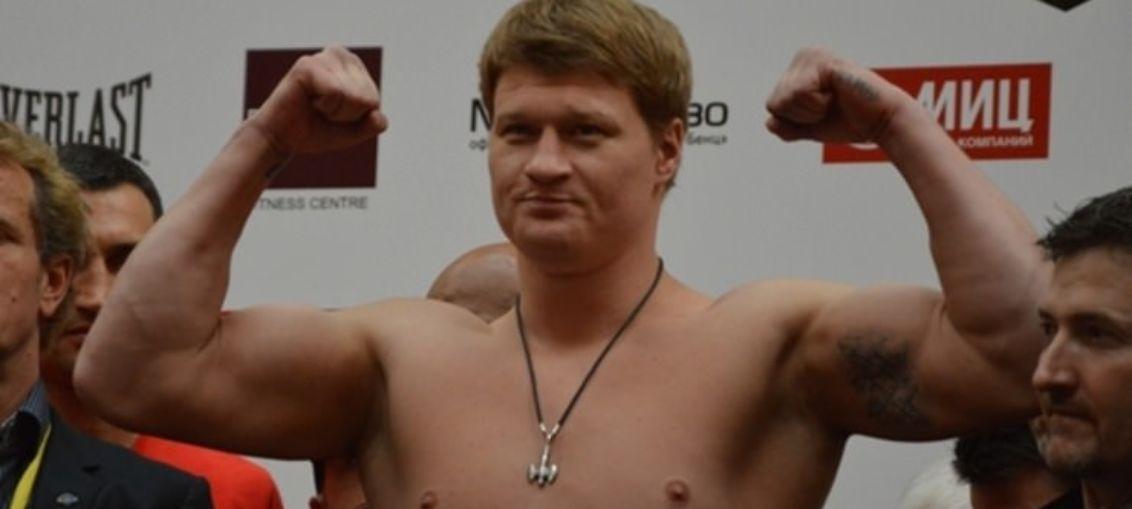 Поветкин снова выйдет на ринг 1 июля