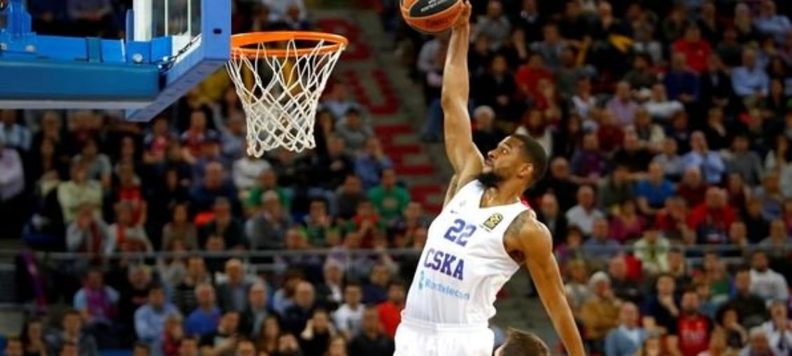 Баскетболисты ЦСКА досрочно вышли в «Финал четырех» Евролиги после победы над «Басконией»