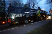 Матч Лиги чемпионов был перенесен из-за взрыва у автобуса дортмундской «Боруссии»