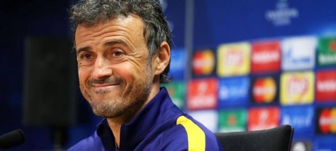 Луис Энрике рассказал о способности «Барсы» забить три мяча за три минуты накануне матча с «Ювентусом»