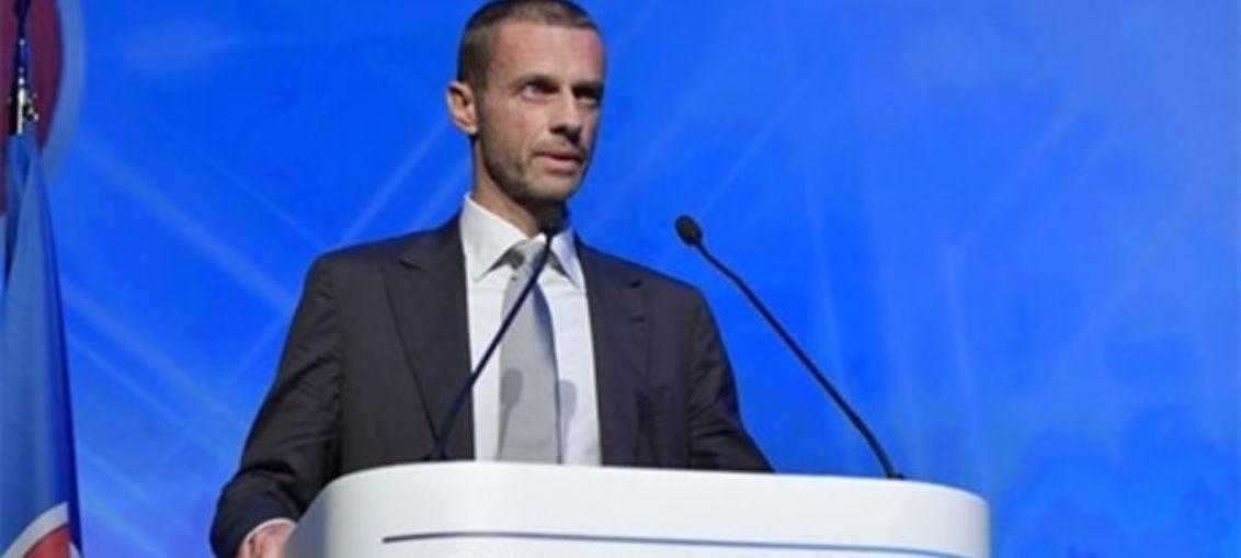 Реформы Чеферина получили одобрение конгресса УЕФА