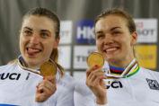 Российская сборная заняла третье место на чемпионате мира по велотреку