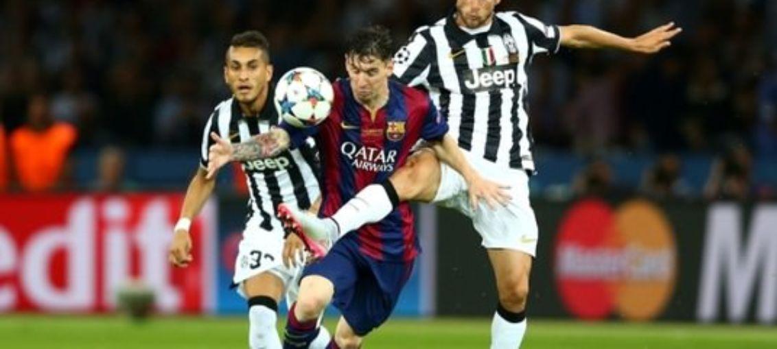Матч Лиги чемпионов с «Ювентусом» закончился для «Барселоны» полным разгромом