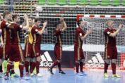 Российская сборная по мини-футболу обеспечила себе место в финале Евро-2018