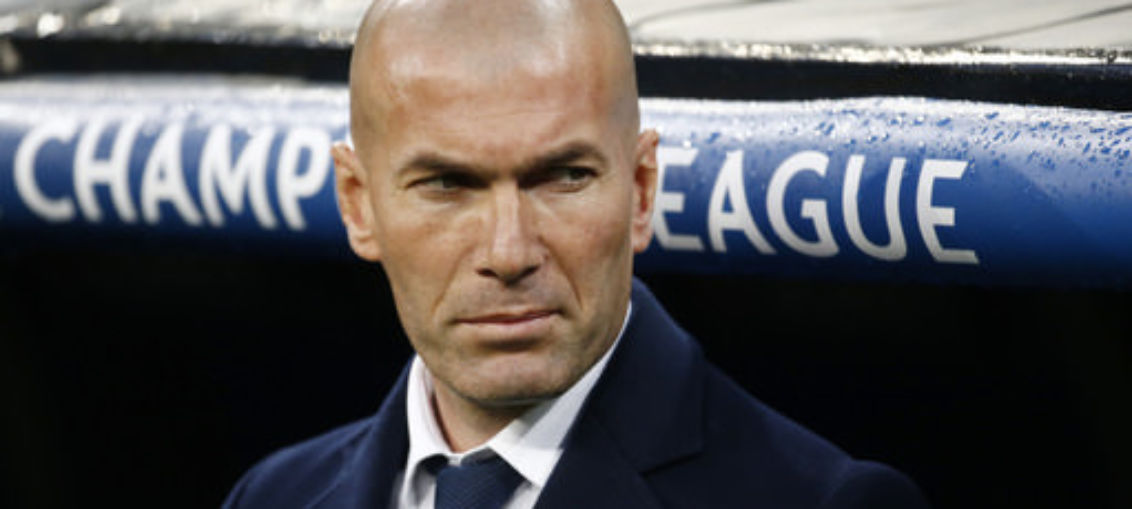 Зидан останется во главе «Реала» еще как минимум на один сезон
