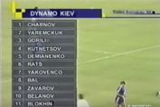 Состав Динамо Киев 1986 год