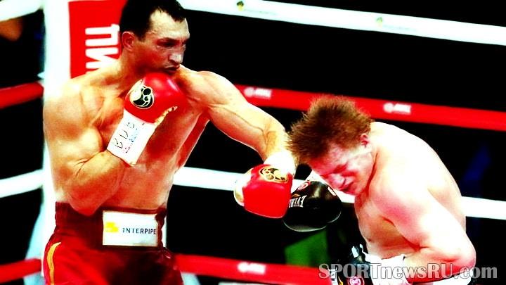 бокс, кличко поветкин