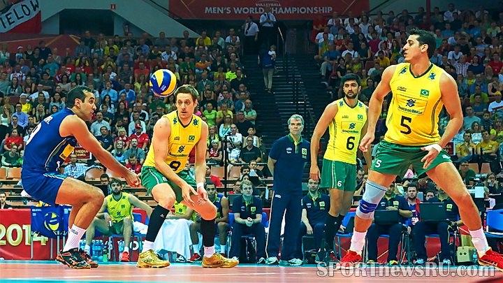 волейбол чм мира