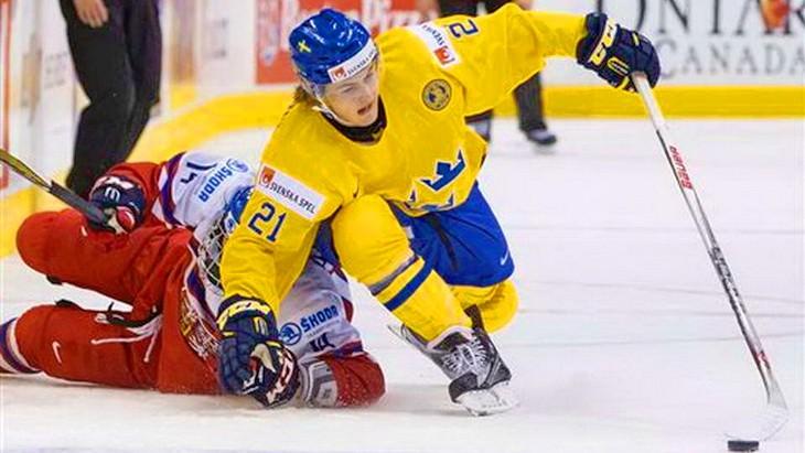 швеция чехия чемпионат мира по хоккею 2015 среди молодежи