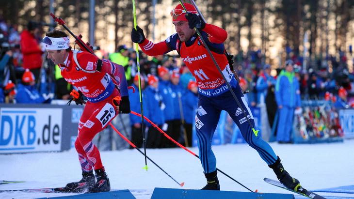 гонка с общего старта мужчины чемпионат мира – 2015 масс-старт