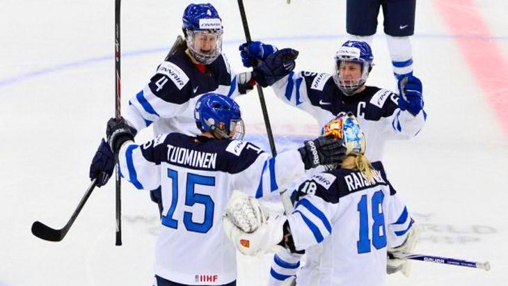 матч финляндия – россия женский чемпионат мира по хоккею 2015