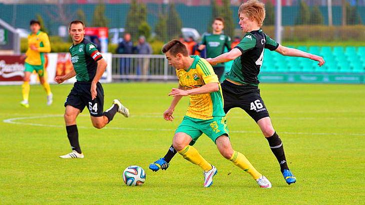 краснодар кубань 23 тур чемпионата россии по футболу 2015