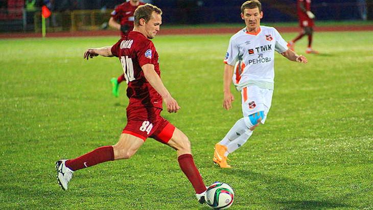 мордовия – урал футбол 25 тур премьер лиги россии