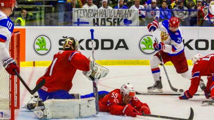 матч россия – норвегия чемпионат мира по хоккею 2015