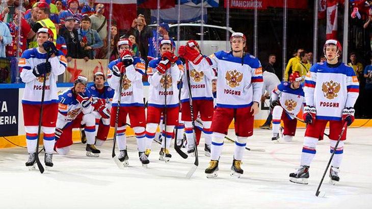 сборная россии по хоккею чемпионат мира 2015