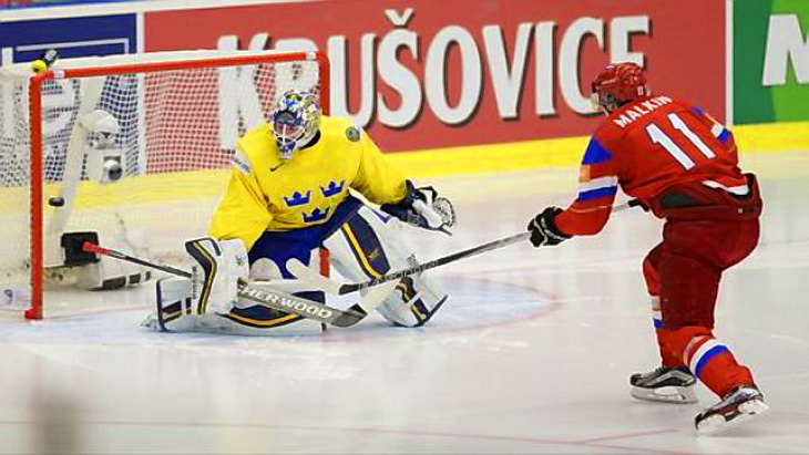 швеция россия чм по хоккею 2015