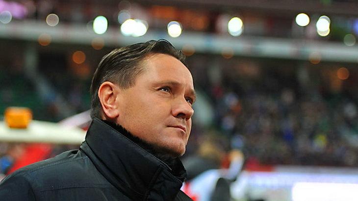 аленичев главный тренер футбол спартак