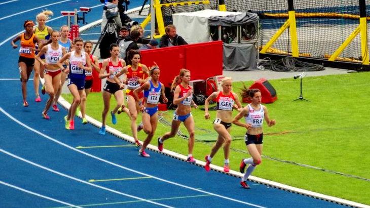 легкая атлетика командный чм 2015