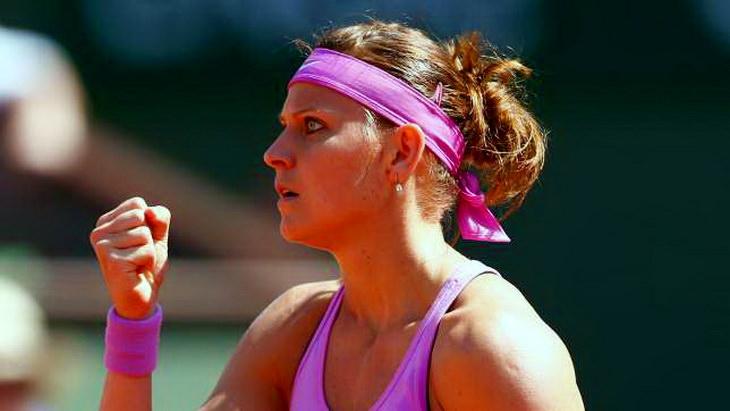 луция шафаржова теннисный турнир ролан гаррос 2015