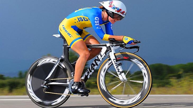 анна соловей велоспорт