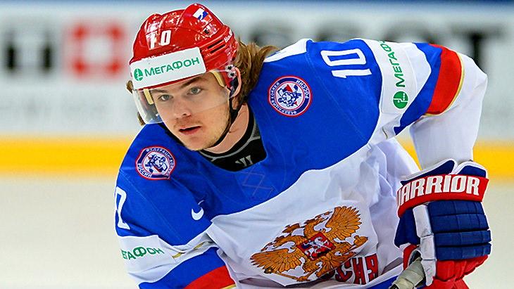виктор тихонов младший хоккей