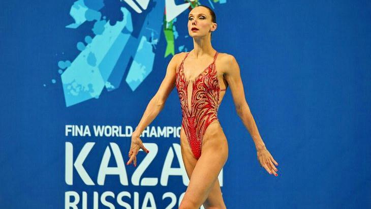 ищенко наталья чм по водным видам спорта синхронное плание