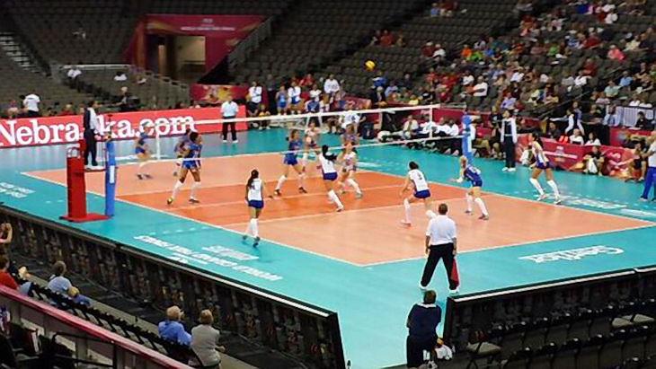 россия – италия мировое гран-при по волейболу 2015