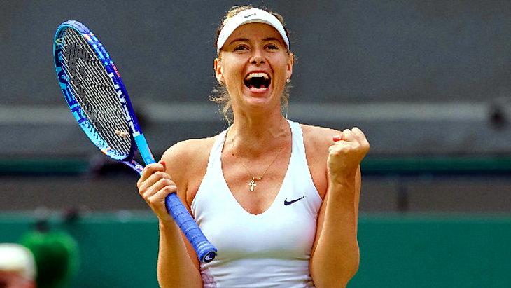 шарапова мария теннис рейтинг