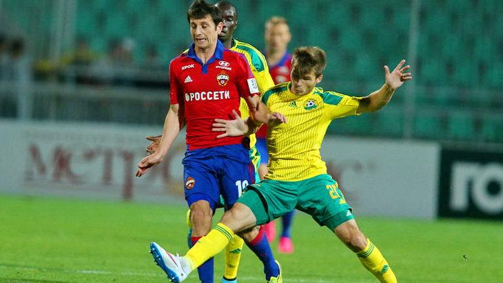матч кубань-цска футбол 7 тур премьер лига россии
