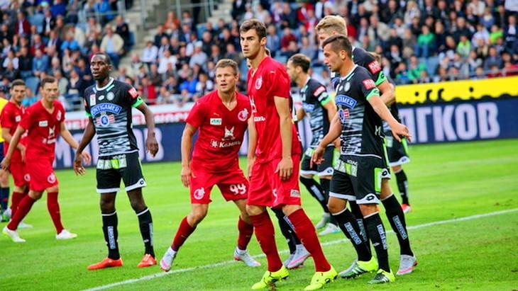 матч рубин штурм футбол лига европы