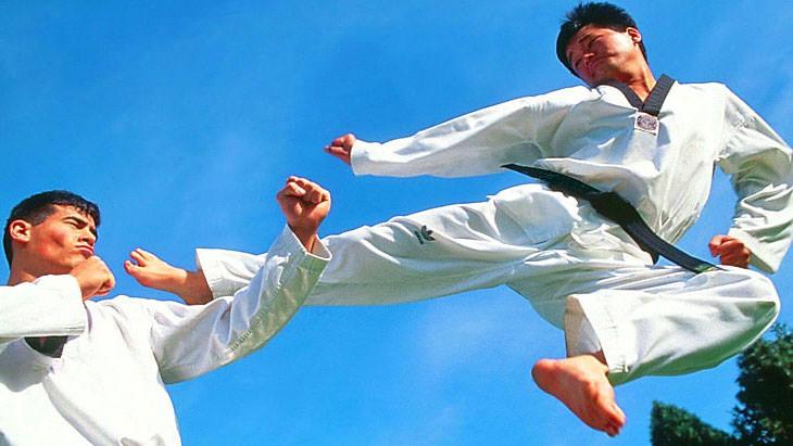 каратэ боевые искусства
