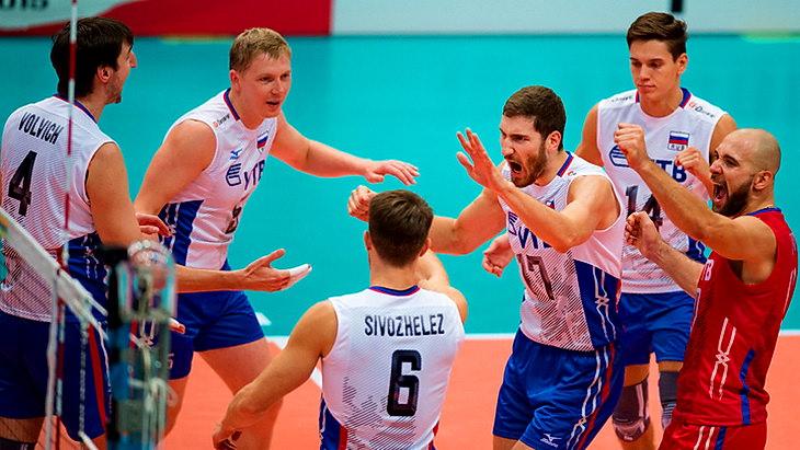 матч канада-россия волейбол кубок мира