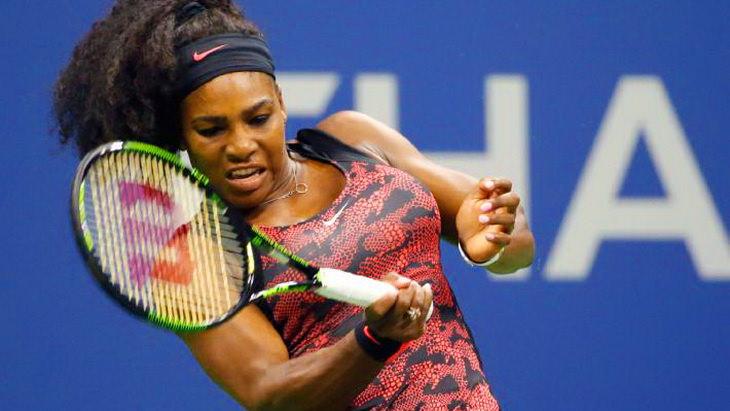 серена уильямс теннис us open 2015