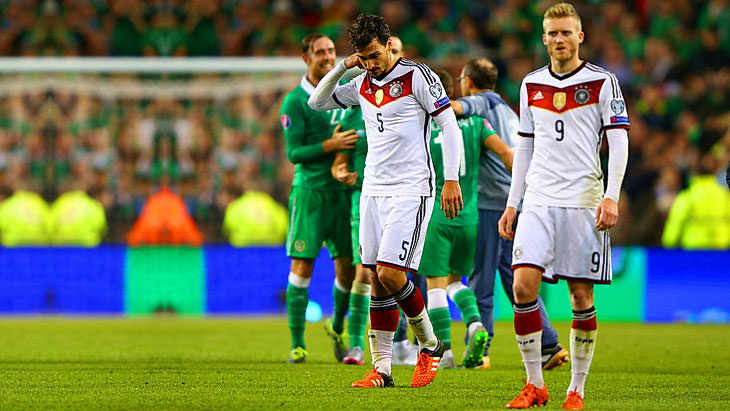 матч ирландия – германия футбол евро 2016