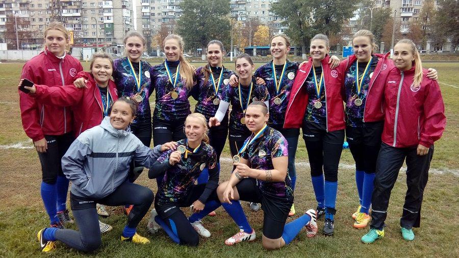 Команда Отрада из Одессы.